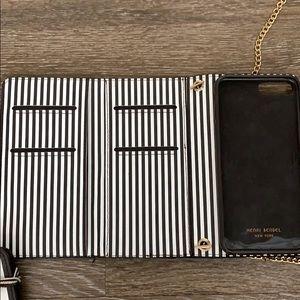 Henri Bendel Phone Case Wallet